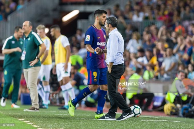 "Valverde: ""Suaresning agressivligi yaxshi"""