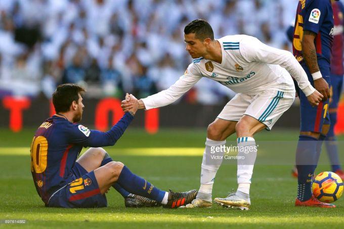 """Roys: """"Messi va Ronaldudan boshqa hammada faoliyati davomida pasayish bo'ladi"""""""