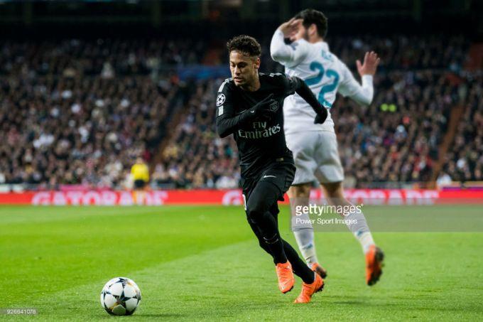 PSJning qatarlik egalari Neymar borasida qaror qabul qilishdi