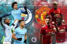 Ман Сити - МЮ | Английская Премьер-Лига 2017/18 | 33-й тур