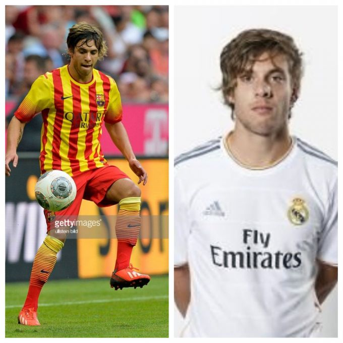 """Barselona""dan ""Real""ga o'tgan yana bir futbolchi bor ekan"