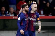 Депортиво – Барселона | Испанская Ла Лига 2017/18 | 35-й тур
