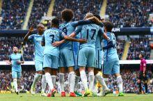 Вест Хэм – Манчестер Сити | Английская Премьер-Лига 2017/18