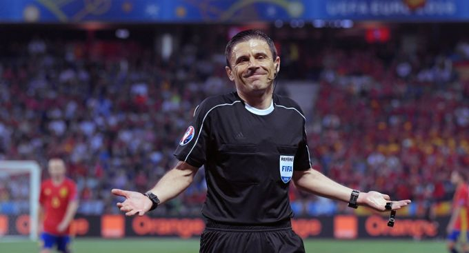UEFA finallarga hakamlarni tayinladi