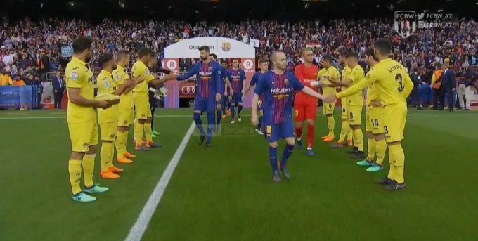 Vilyarreal Barselona uchun chempionlik yo'lakchasini tashkil qilib berdi