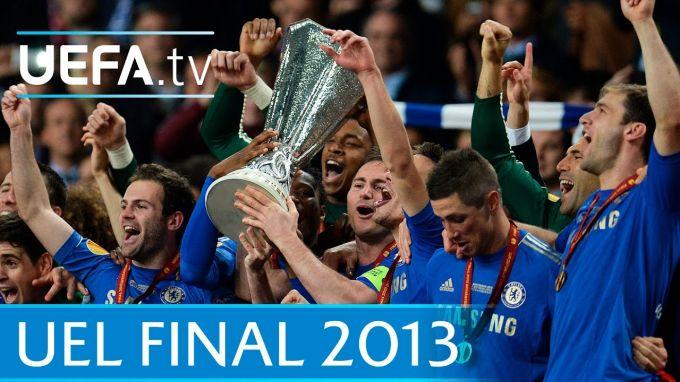 Evropa ligasi finallarini eslaymiz: 2013 (VIDEO)