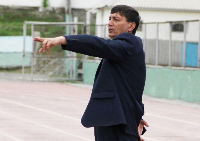 """Bahodir Qosimov:  """"Jamoamiz juda yosh"""""""
