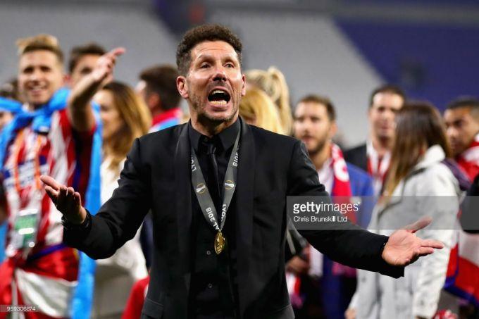 Diego Simeone: Umid qilamanki, Grizmann xursand va Atletikoda qoladi