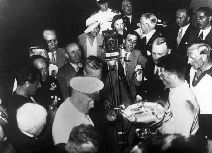 JCH-1934. Italiyaning chempion bo'lgan tarkibi + FOTO