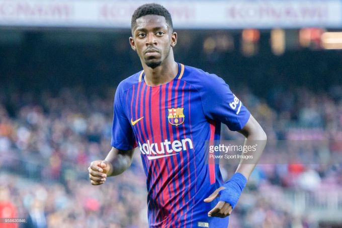 """Ikki grand jamoa """"Barselona"""" futbolchisi uchun 80 mln evro to'lashga tayyor"""