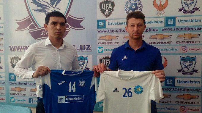 """PRO-Liga: """"Andijon"""" ko'k, """"Dinamo"""" oq formada o'ynaydi"""