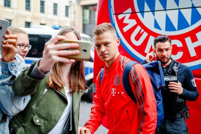 """Germaniya kubogi finali. """"Bavariya"""" Berlinga etib keldi FOTO"""