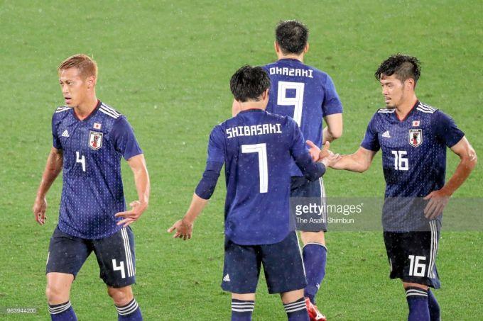 JCH-2018. Yaponiya terma jamoasi futbolchilarining raqamlari elon qilindi