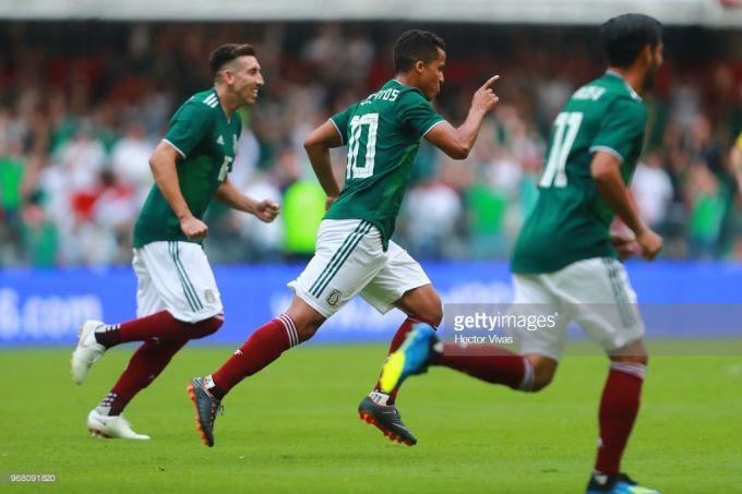 JCH-2018. Meksika terma jamoasi futbolchilarining raqamlari elon qilindi