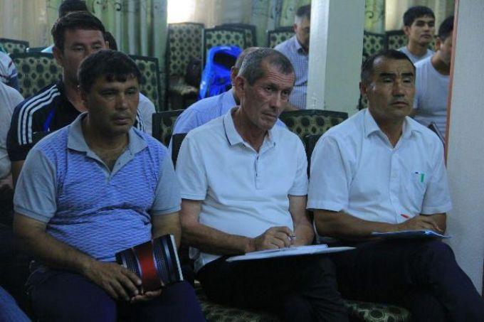 Jizzaxda murabbiylarning kasbiy mahoratini oshirish bo'yicha o'quv seminari boshlandi