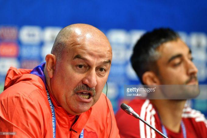 """Stanislav CHerchesov: """"Saudiya Arabistoni 4-3-3 taktikasida o'ynaydi"""""""