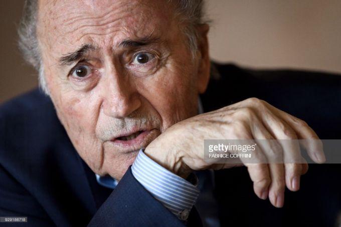 Blatter bashorat qildi
