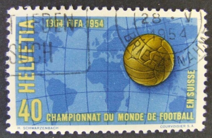 Mundiallar tarixi. SHveycariya-1954