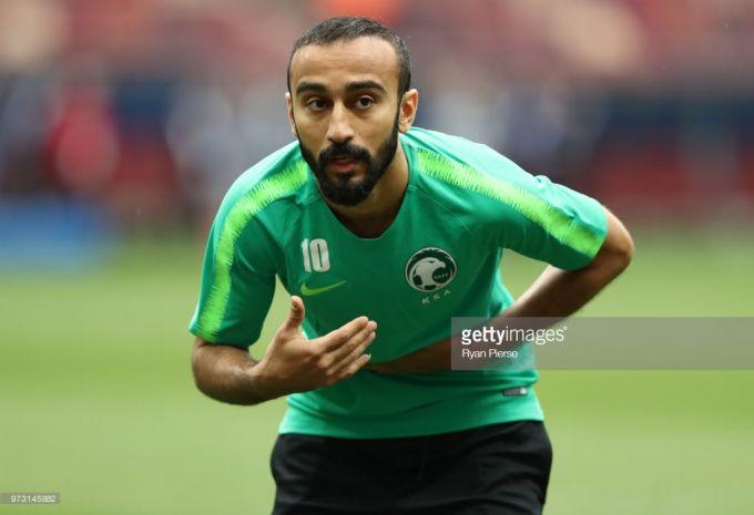 Saudiya Arabistoni terma jamoasi futbolchilari haqida qiziqarli faktlar