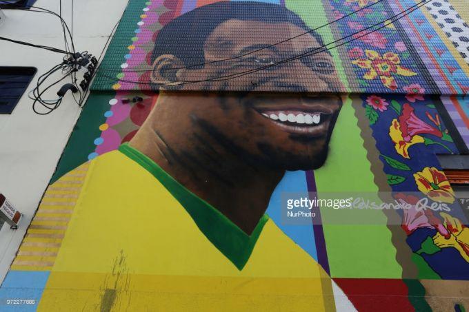 Pele zamonaviy futbolning eng kuchli murabbiylari qatoriga Zidanni kiritmadi