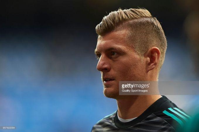 """Kroos: """"Lopetegining ketgani Ispaniyaning o'yinlariga tasir qilmaydi"""""""