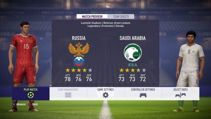 Rossiya - Saudiya Arabistoni. Championat.asia ijodkorlari ajoyib yo'l bilan g'olibni aniqlashdi (VIDEO)
