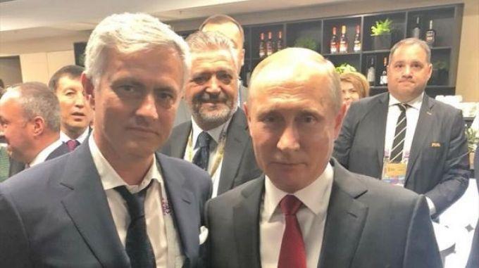 """Mourino: """"CHerchesov o'zining yaxshi jihatlarini ko'rsata oldi"""""""