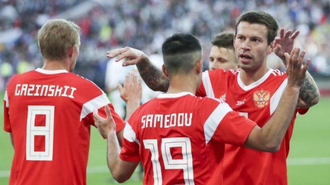 VIDEO. Rossiya - Saudiya Arabistoni 5:0