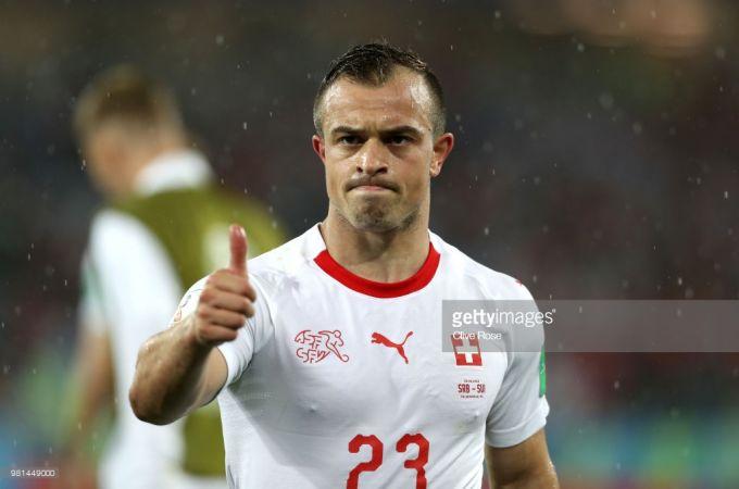 Serbiya - SHveycariya uchrashuvining eng yaxshi futbolchisi elon qilindi