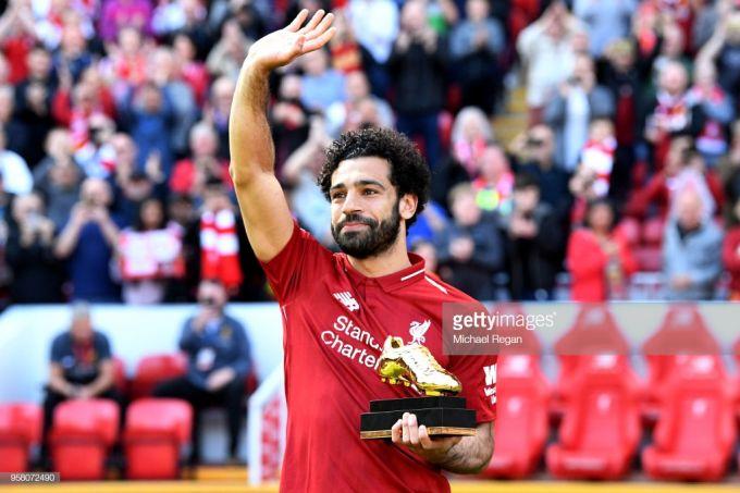 """Breaking! Muhammad Salah """"Liverpul"""" bilan uzoq muddatli shartnoma tuzdi"""