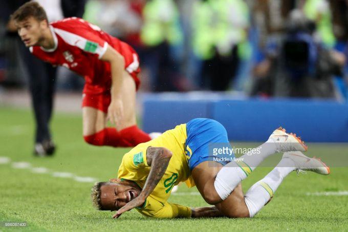 """Rivaldo - Neymarga: """"Agarda yiqilib, vaqt cho'zish kerak bo'lsa, buni bajar"""""""