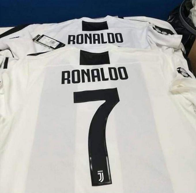 """Ronaldu """"Yuventus""""da qaysi raqamda o'ynaydi? (+FOTO)"""