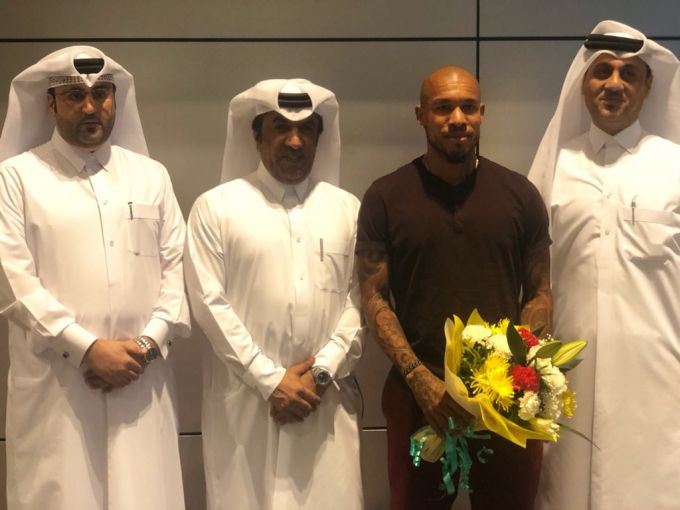 "JCH-2010 finali ""qahramoni"" ""Al-Ahli"" bilan shartnoma tuzdi"