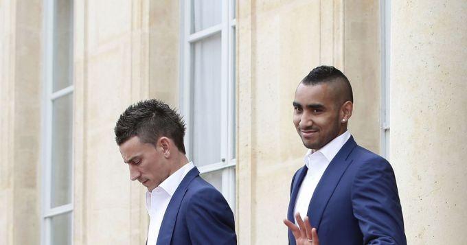 Franciya prezidenti Koselni va Payetni JCH-2018 finaliga taklif qildi