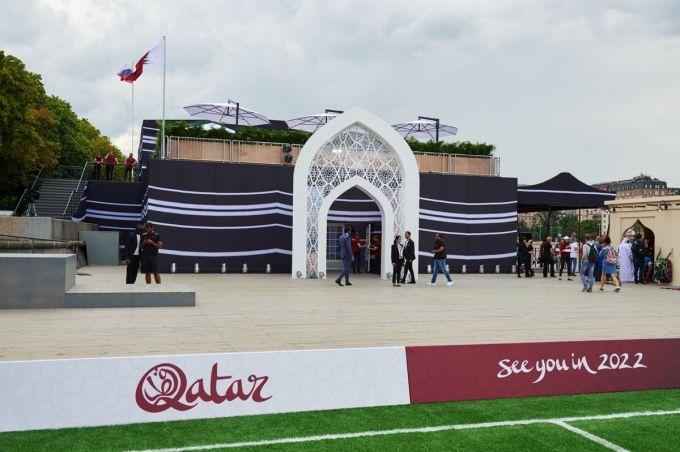 Rasman. Qatardagi JCH-2022 qishda bo'ladi