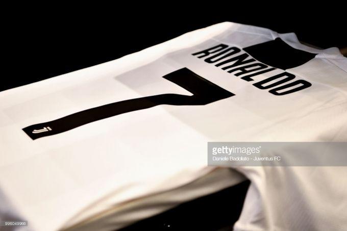 Ronaldu Madridga qaytdi