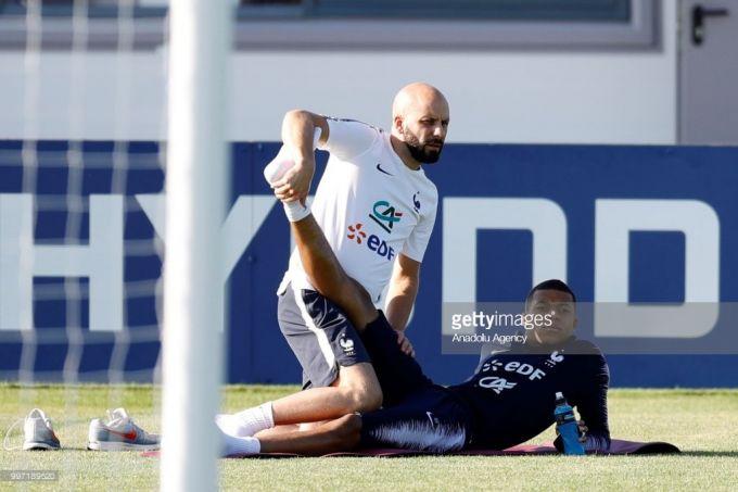 """Mbappe: """"Futbol - narkomaniyadan kuchliroq"""""""