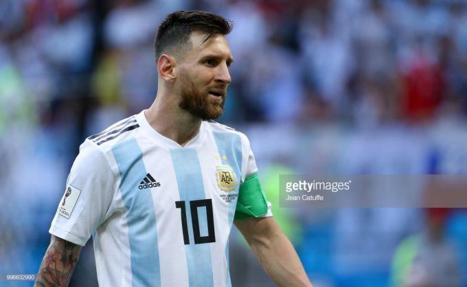 Messi JCH-2018da tarkibda kimlar tushmasligini aytgan