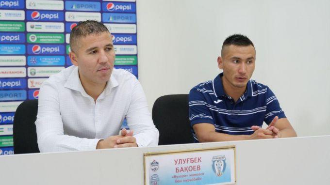 """Ulug'bek Baqoev: """"Navbahor"""" haqli ravishda g'alaba qozondi"""""""