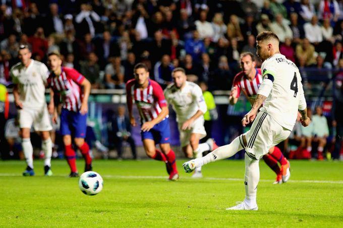"""Ramos bu borasida """"Real Madrid"""" tarixida birinchi"""