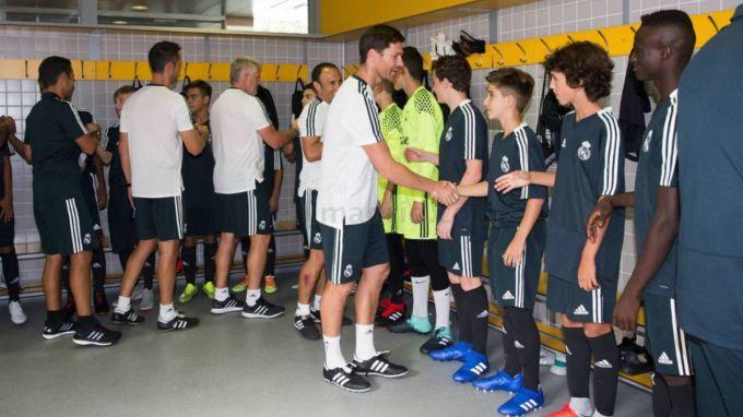 """Xabi Alonso """"Real""""da murabbiylik faoliyatini boshladi"""