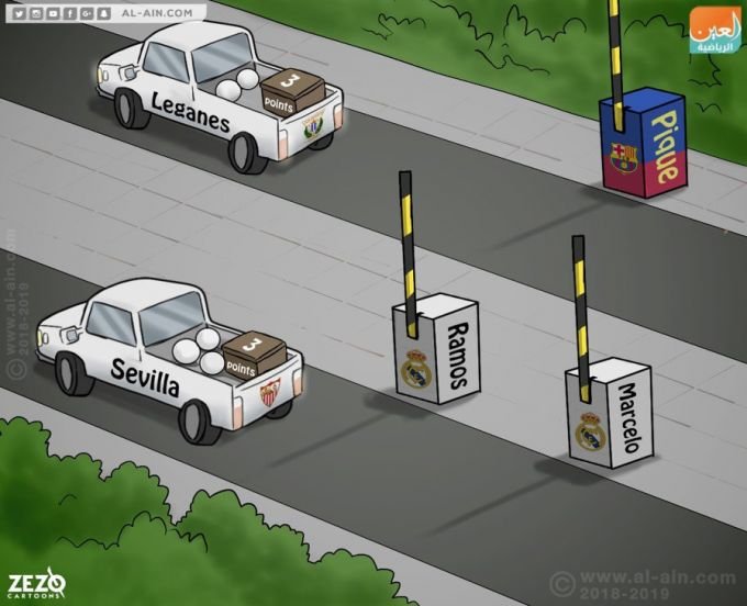 Karikatura: Ikkitasi birida