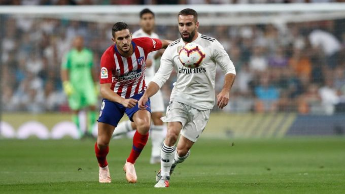 Real Madrid C.F. - Atletiko Madrid 0:0 (+ fotolar)