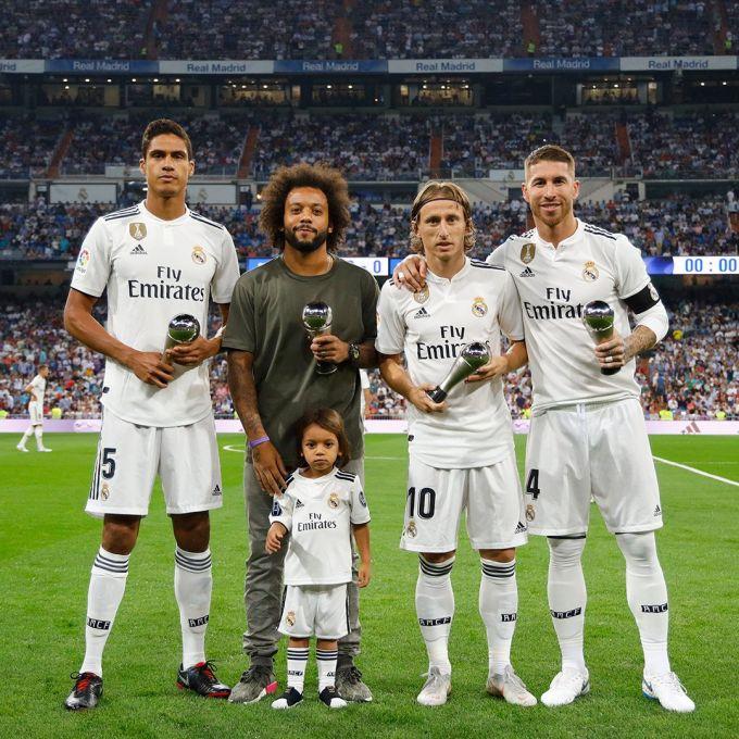 Real Madrid C.F. - Atletiko Madrid 0:0 (+ fotolar)