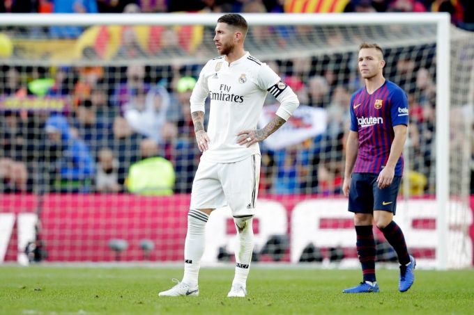"""""""Real Madrid"""" safarda """"Barselona""""ga yutqazdi"""