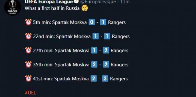 """""""Spartak"""" klubi arenasi """"yonmoqda""""..."""