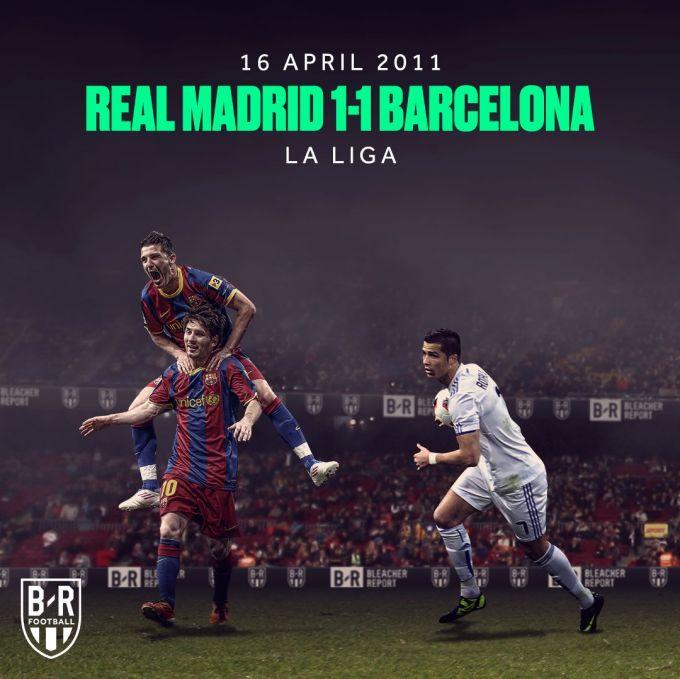 Барселона реал мадрид апрель