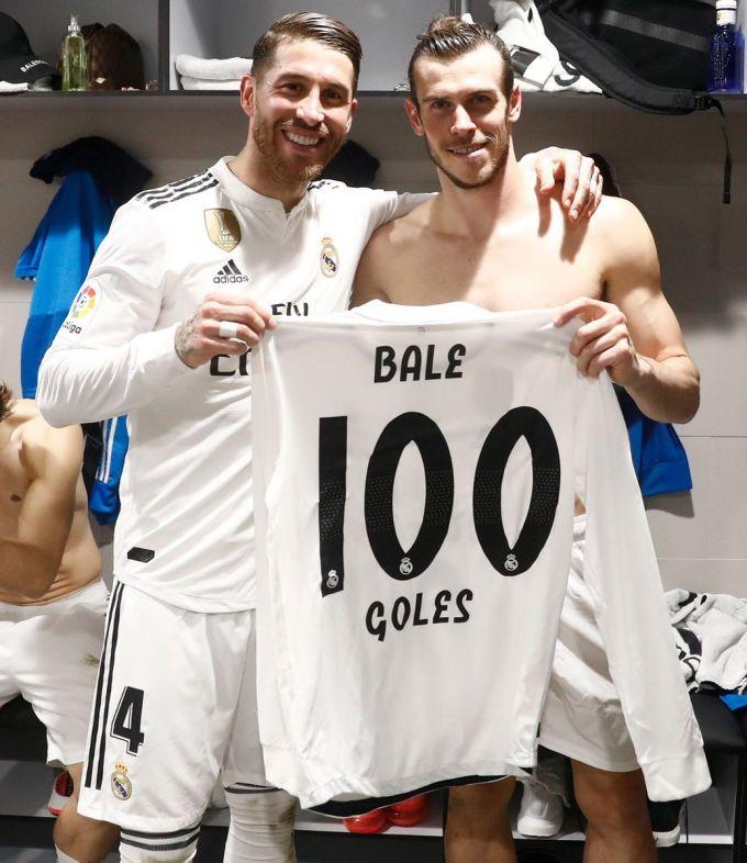 "Beyl ""Real""da 100ta gol urdi"