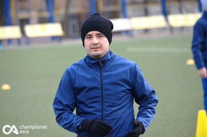 """Suhrob Berdiev: """"Hokim kubogi musobaqasi yaxshi tashkil etildi"""""""
