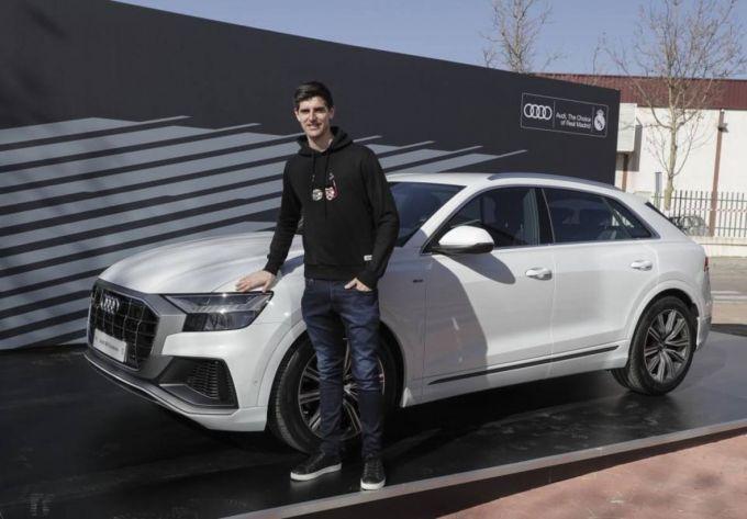 """Serxio Ramos """"Audi""""ning eng qimmat avtomobilini tanladi"""